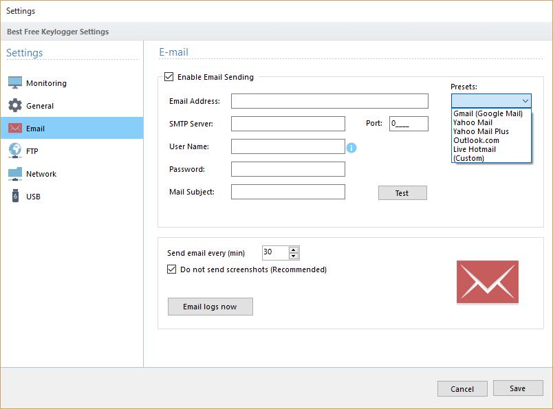 free keylogger windows 7
